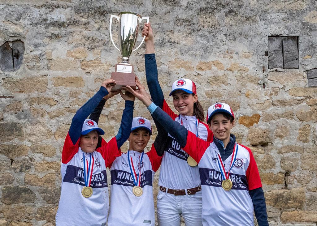 Championnat de France Junior - Polo Club du Luxembourg