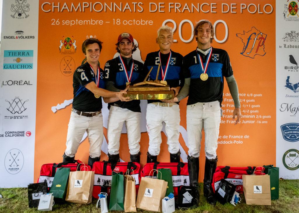 Championnat de France - Sainte Mesme