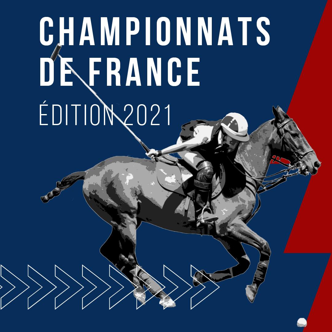 Les Championnats de France de Polo 2021 approchent !🇫🇷