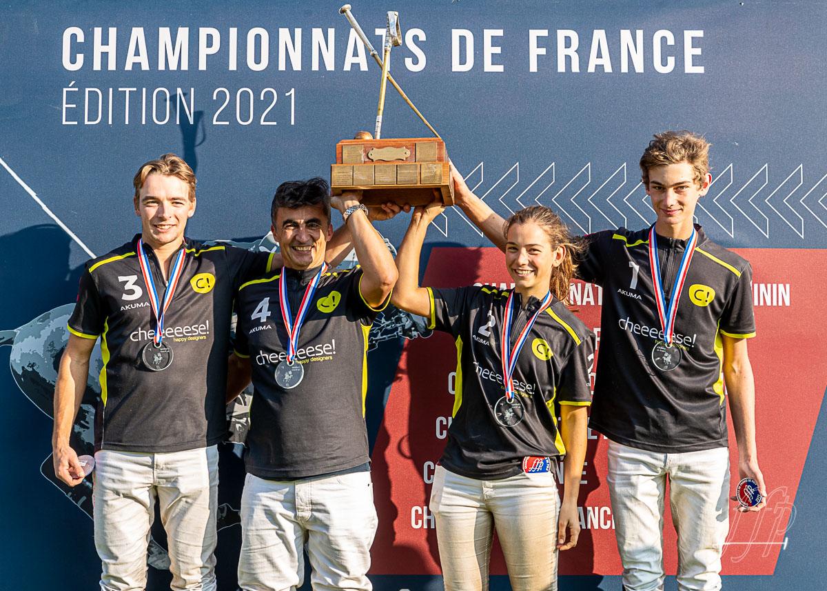 Cheeeeese remporte le Challenge de France 2021 !